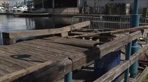 damaged docks have city scrambling ahead of florida georgia