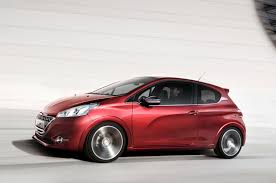 peugeot 208 gti 2013 the new peugeot 208 gti hitting the market image 4 auto types