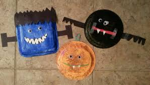 kids halloween craft monster masks heidi powell