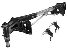 Ford Raptor Exhaust System - icon ford raptor rear hydraulic bumpstop system official