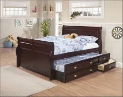 bedroom magnificent ashley furniture trundle bed for teens and dark brown wooden ashley furniture trundle bed with storage for teens bedroom furniture idea