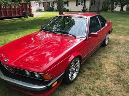 bmw m6 1990 bmw m6 for sale on classiccars com 15 available