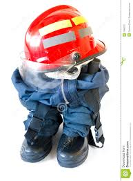 Firefighter Three Boots by Fireman Boots Stock Photography Image 7340072