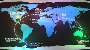 Seven Continents Map 7 Marathons On 7 Continents In 7 Days Bp U0027s Fuel For Thought