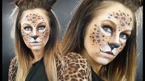 Cheetah Face Makeup For Halloween E7 Snapchat Leopard Filter Halloween Makeup Tutorial W Morphe