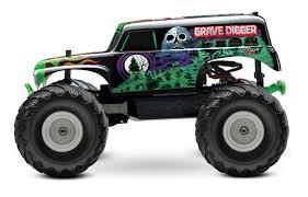 images of grave digger monster truck devilishly good the traxxas 1 10 grave digger rtr rc monster truck