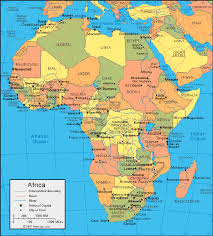 africa map test which countries test centres for ccna quora