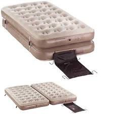 coleman cing table walmart coleman quickbed 2000014922 air bed twin 39 width x 74 length x