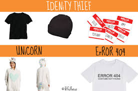 T Shirt Halloween Costumes Ideas Five Last Minute Halloween Costumes