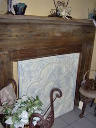 Gas Mantle Fireplace by Best 25 Fireplace Cover Ideas On Pinterest Farmhouse Fireplace
