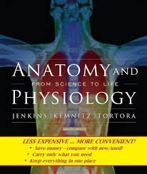Anatomy And Physiology Place 9780470418215 Anatomy And Physiology From Science To Life
