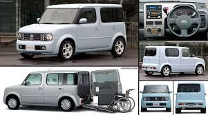 nissan cube nissan cube 2003 pictures information u0026 specs