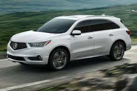 infiniti qx60 hybrid gone from 2017 acura mdx first look review