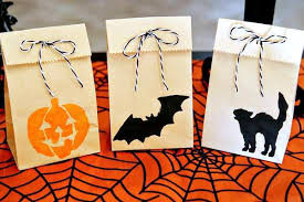Halloween Goodie Bags 19 Homemade Halloween Decorations For A Festive Celebration