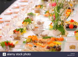 Elegant Table Settings by Elegant Dinner Party Table Setting Stock Photo Royalty Free Image
