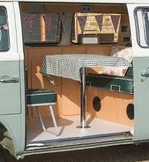 volkswagen camper inside david u0027s green vw t2 camper volkswagen bus