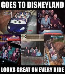 Disneyland Meme - social media all stars show their disney side at the disneyland