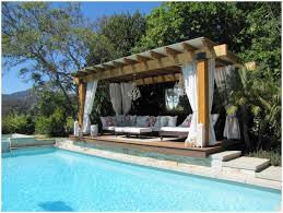 100 pool cabana plans images for u003e cabana diy outside