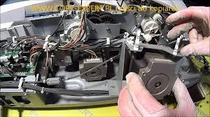 feed motor ricoh aficio mp6001 mp7001 mp8001 mp9001 adf