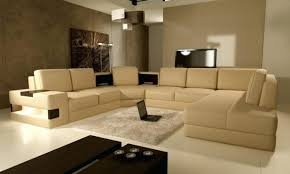 Loveseat With Ottoman Furniture Amazing Large Sectional Sofas Sectional With Ottoman