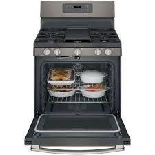 Matte Appliances Slate Gas Ranges Ranges The Home Depot