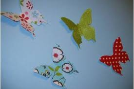 Butterfly Kids Room by Charlie Decoration Picture Flower Lighting Kids Room Wall Decor Ideas