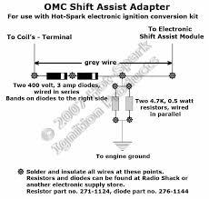 omc cobra wiring diagram diagram wiring diagrams for diy car repairs
