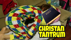 a christian tantrum halloween addition zeroisabunny youtube