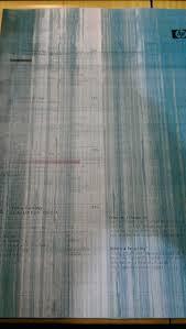 雷射印表機 hp color laserjet 2605 測試頁很髒 碳粉充足 請教故障