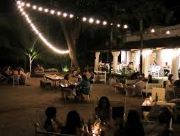 Restaurant String Lights by La Luna Nosara U0027s Only Beachside Restaurant Don U0027t Miss It