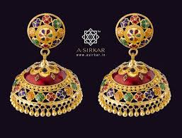 bengali gold earrings 47 best exquisite bengal jewels earrings images on