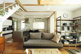 Japanese Style Interior Design - Living room designs 2012