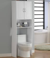 Bathroom Storage Unit White by Bathroom Cabinets White Shaker Slimline Freestanding Bathroom
