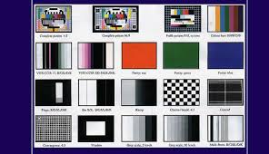 color pattern generator television test pattern generator electronics repair and