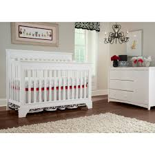 Convertible Cribs Walmart by Broyhill Kids Messina 4 In 1 Convertible Crib Choose Your Finish