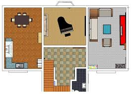 How To Draw A House Floor Plan Free Floor Plan Software Sketchup Review