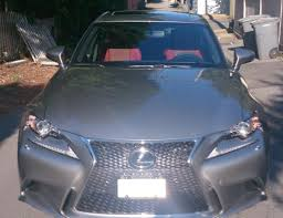 lexus is red interior is250 atomic silver luxury model sweet page 2 clublexus