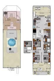 best rv floor plans house plan download luxury houseboat floor plans house scheme