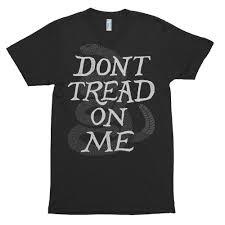 Gadsden Flag History Don U0027t Tread On Me Gadsden Vintage Triblend Graphic T Shirt