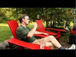 Westport Chair Pete Schoonmaker Handcrafted Adirondack Westport Chairs Youtube