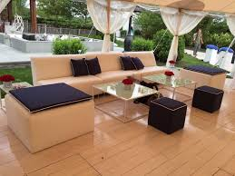 mod white square coffee table high style