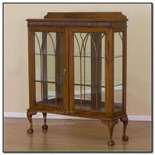 Mahogany Display Cabinets With Glass Doors by Wall Mounted Display Cabinets With Glass Doors