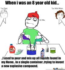 Chemical Engineering Meme - 8 year old chemical engineer by prash112 meme center