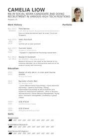 Field Resume Templates Field Worker Resume Sles Visualcv Resume Sles Database