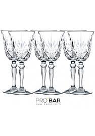 bicchieri a calice calice cobbler melodia piccolo confezione da 6 pz bicchieri