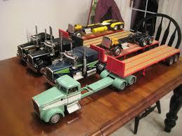 model trucks kenworth my 1 16 custom truck models on the workbench big rigs model