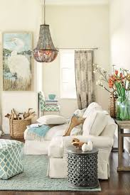 using furniture to anchor a coastal living room tuvalu home