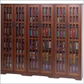 dvd cabinets with glass doors leslie dame dvd storage