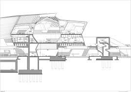 first phase now complete napoli afragola train station by zaha
