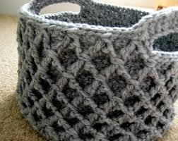 free pattern crochet basket squareone for